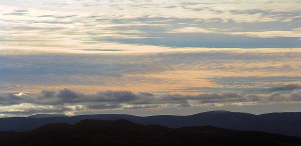View from Beinn-Bhuidhe